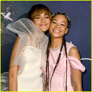 Zendaya & Storm Reid Are Each Other's Biggest Fans & We Have Receipts!