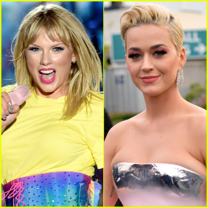 Taylor Swift Baked Cookies for On-Again Friend Katy Perry!
