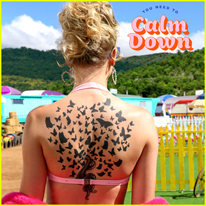Taylor Swift Has Butterfly Tattoos on Her Back for 'You Need to Calm Down' Artwork!