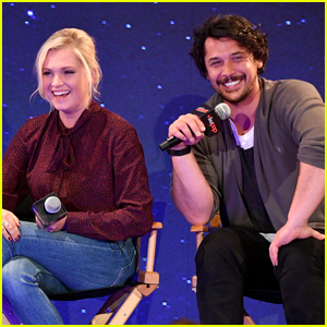 'The 100' Stars Eliza Taylor & Bob Morley Reveal They're Together & Now Married!