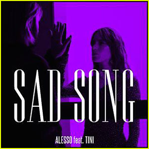 Tini Sings a 'Sad Song' With Alesso - Listen Now!