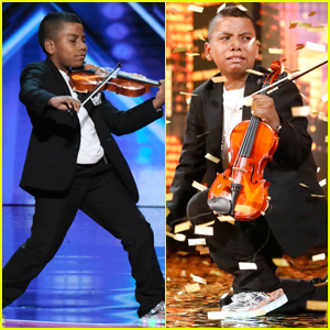 Image result for Golden Buzzer: Tyler Butler-Figueroa Earns Simon Cowell's Support - America's Got Talent 2019