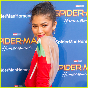 Zendaya Pokes Fun at Fans Making Fun of the 'Spider-Man: Far From Home' IMAX Poster