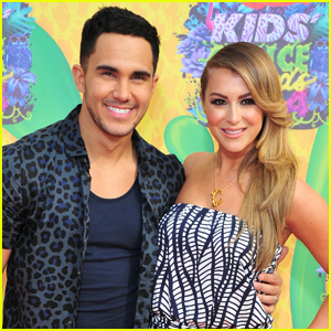 Alexa & Carlos PenaVega Welcome Baby #2, Kingston James!