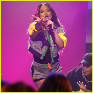 Ally Brooke's Childhood Dream Came True on 'All That'