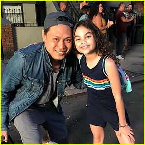 Ariana Greenblatt Wraps Filming on 'In the Heights': 'Such an Honor!'