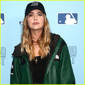Ashley Benson Does the Floss Dance in Honor of Her Prive Revaux Sunglasses Line (Video)