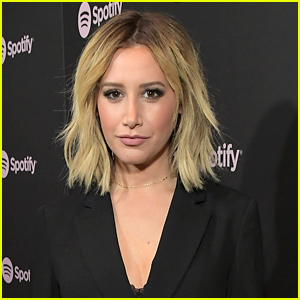 Ashley Tisdale Adopts New Puppy Named Ziggy