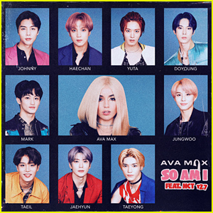 NCT 127 Featured On Remix Of Ava Max's 'So Am I' - Listen Here!