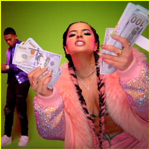 Becky G Counts All Her Cash in New 'Dollar' Music Video - Watch Here!