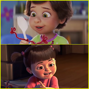 Is Boo From 'Monsters, Inc' In 'Toy Story 4'? See The Easter Egg Moment Here!