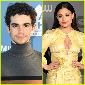Sarah Jeffery Says She's So Grateful To Have Known Cameron Boyce