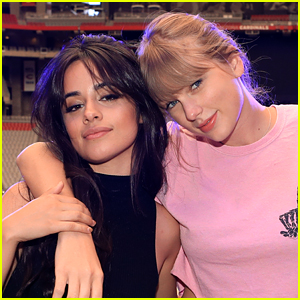 Camila Cabello Posts Message in Support of Taylor Swift