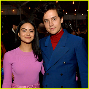 Camila Mendes & Cole Sprouse Share Hilarious 'Modeling' Video on Instagram!