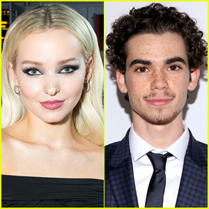 Dove Cameron Tears Up During Emotional Video Tribute for Cameron Boyce