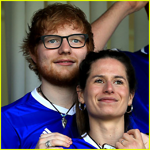 Ed Sheeran Confirms He Did Marry Cherry Seaborn!