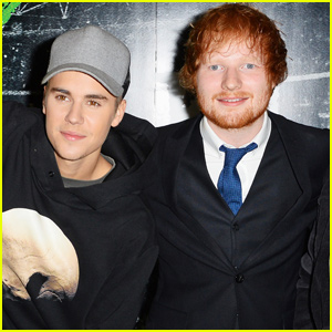 Ed Sheeran Reveals The Special Person Who Recommended He Collab With Justin Bieber