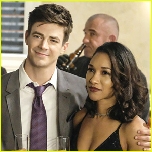 Grant Gustin Defends Candice Patton Against Racist Trolls Commenting On His Instagrams
