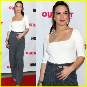 Isabella Gomez Takes the Stage at Outfest 2019