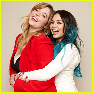 Janel Parrish Gushes Over Her Friendship With Sasha Pieterse