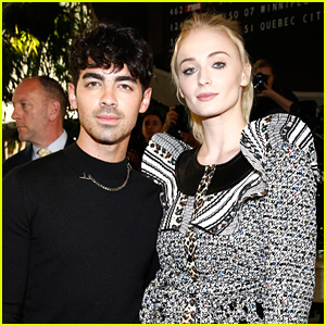 Joe Jonas & Sophie Turner Honeymoon In The Maldives!