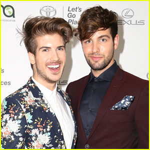 Joey Graceffa Celebrates 5 Year Anniversary With Boyfriend Daniel Preda