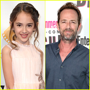 Julia Butters Shares Story Of When Luke Perry Came To Her Rescue On 'Once Upon a Time In Hollywood' Set
