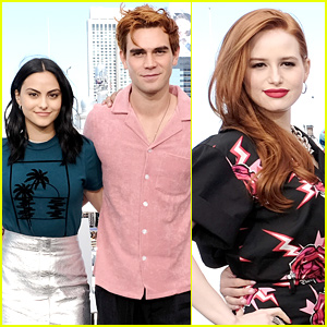 KJ Apa, Camila Mendes & Madelaine Petsch All Auditioned For Superhero Movies
