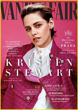 Kristen Stewart Wants Everyone to Know: 'I Just Want People to Like Me'
