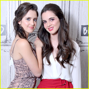 Vanessa & Laura Marano Tell Their Awkward First Kiss Stories!
