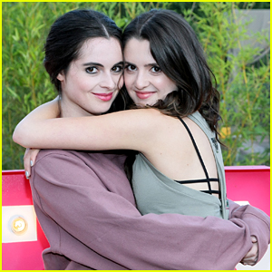 EXCLUSIVE: Laura & Vanessa Marano Say They're 'Attached at the Hip'