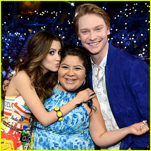 Laura Marano's 'Austin & Ally' Co-Stars Love 'Saving Zoe!'
