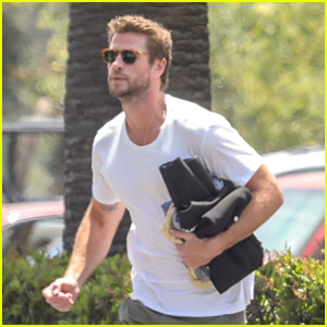 Liam Hemsworth Steps Out After Miley Cyrus Opens Up About Their Relationship