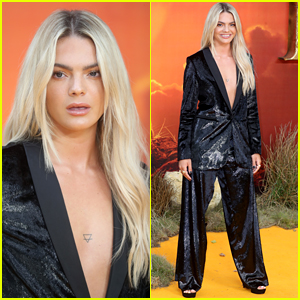 Louisa Johnson Opens Up About the Pressures of Social Media
