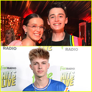 Millie Bobby Brown & Noah Schnapp Dance to HRVY's 'Personal' (Video)