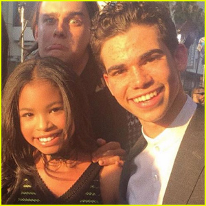 Navia Robinson & 'Raven's Home' Cast Reacts to Cameron Boyce's Death