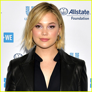 Olivia Holt Celebrates Her Song 'History' Going Gold
