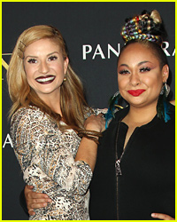 Raven Symone & Anneliese Van Der Pol Reunited With This 'That's So Raven' Co-Star!
