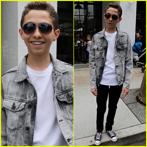 'All That' Star Ryan Alessi Steps Out in Studio City!