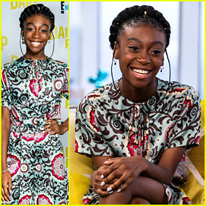 Shahadi Wright Joseph Has Never Talked to 'Lion King' Co-Star Beyonce!