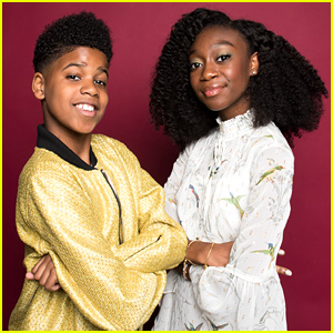 Shahadi Wright Joseph & JD McCrary Recorded Vocals For 'The Lion King' Together