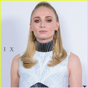 Sophie Turner Has the Best Response to the Bottle Cap Challenge