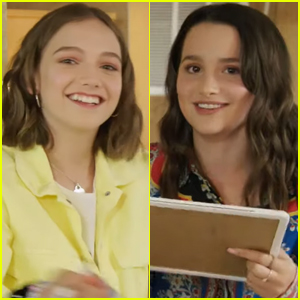 Annie LeBlanc & Jayden Bartels Take the BFF Challenge - Watch Now!