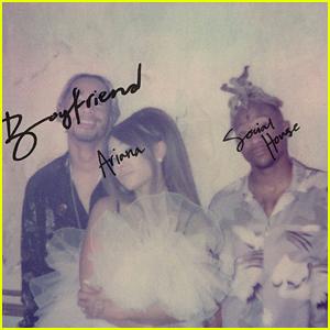 Ariana Grande's New Single 'Boyfriend' is Here - LISTEN NOW!