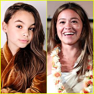 Ariana Greenblatt Will Play Gina Rodriguez's Daughter in Netflix Movie 'Awake'