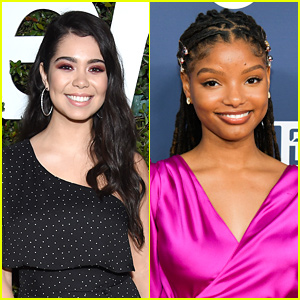 Auli'i Cravalho Can't Wait To See Halle Bailey As Ariel