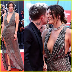 Bella Thorne Makes Her Venice Film Festival Debut with Boyfriend Benjamin Mascolo