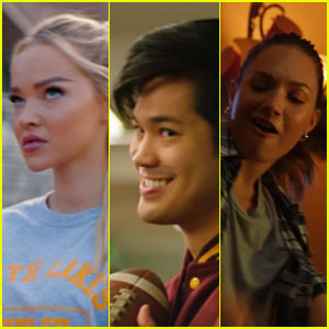 Dove Cameron, Ross Butler, & Maddie Ziegler Star in Benny Blanco & Juice Wrld 'Graduation' Video - Watch Now!