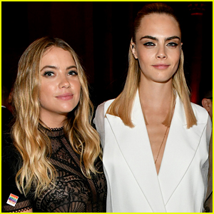 Did Ashley Benson & Cara Delevingne Just Get Married in Las Vegas?