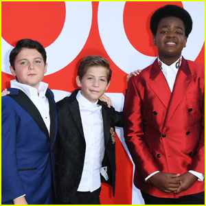 Jacob Tremblay Joins Brady Noon & Keith L. Williams at 'Good Boys' Premiere!